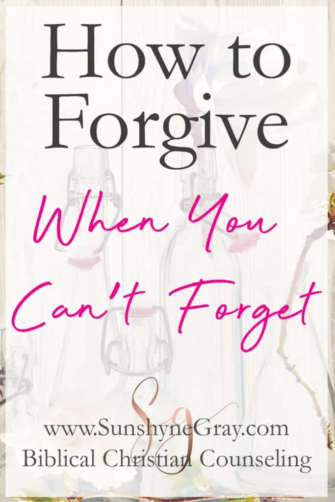 Scriptures on Forgiveness: Even When it's Hard! - Christian