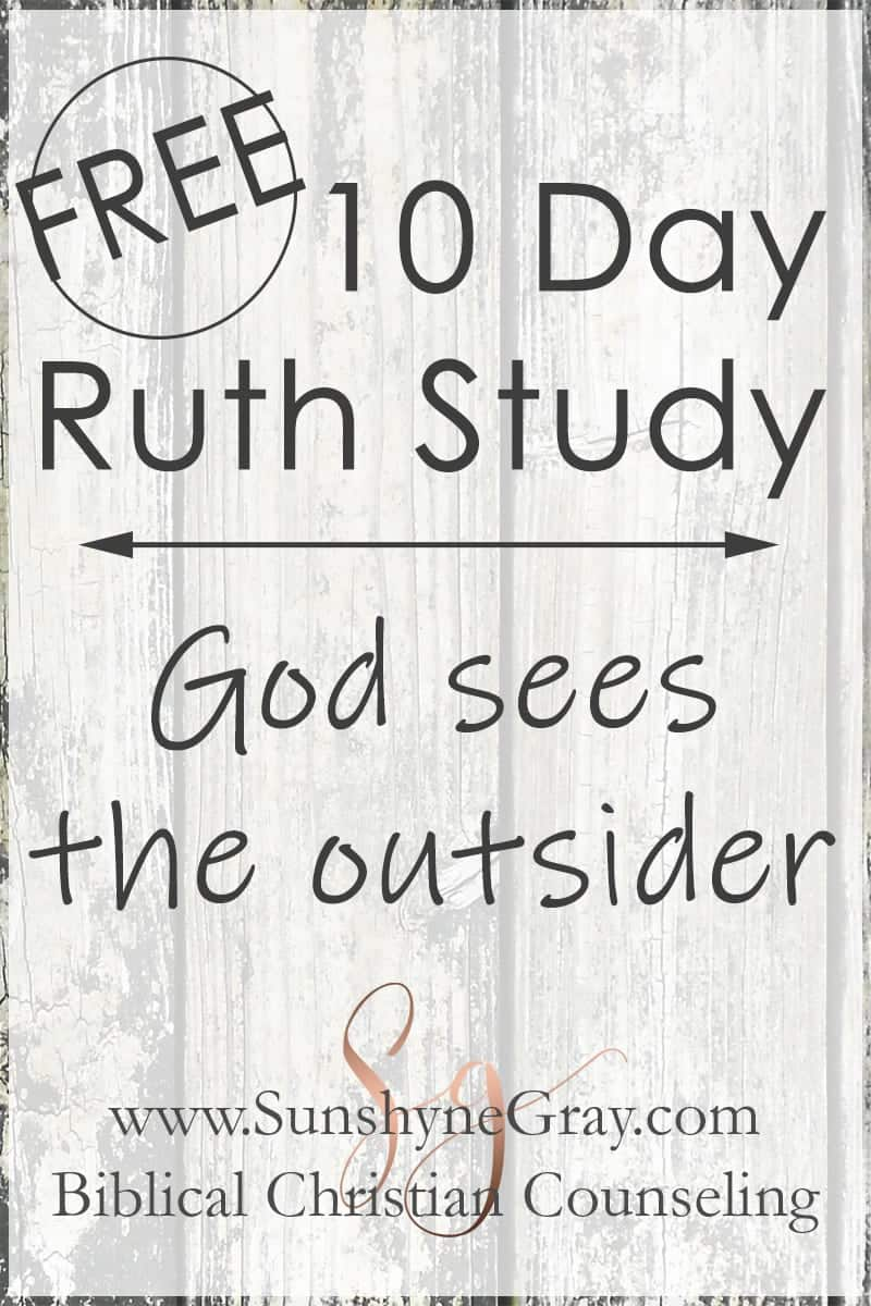 Ruth in the Bible