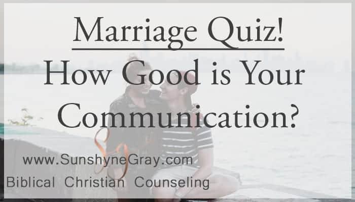 effective marriage communication skills quiz