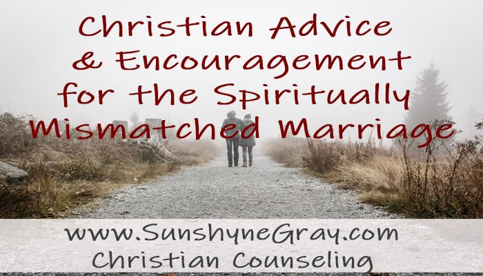 Spiritually Mismatched Marriage Roundup - Christian Counseling